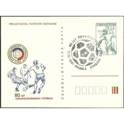 "CDV,195. 80 let organizovaného fotbalu,o"","