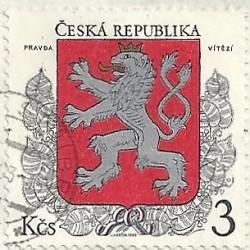 1. Malý státní znak České republiky,o,