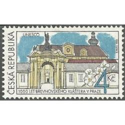 7. 1000 let Břevnovského kláštera,**,