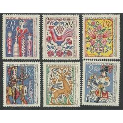 1331- 1336./6/, České a slovenské lidové umění,**,