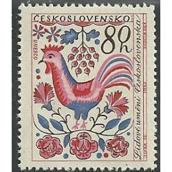 1332.- České a slovenské lidové umění,**,