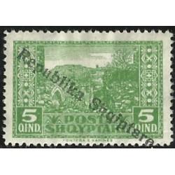 120./84. Albanie,*,