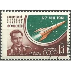 2522.- Vostok II. ,o,