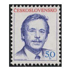 2928. prezident Václav Havel,**,