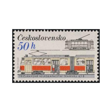 2764. Československá kolejová vozidla,**,