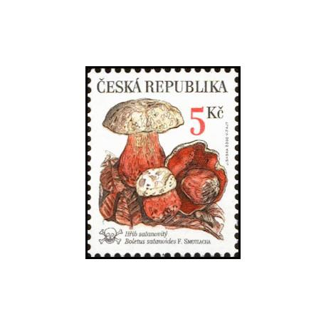 264-267./4/ Ochrana přírody - houby,**,