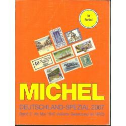 Deutschland- SPEZIAL 2007, 2. Band 1 MICHEL,
