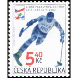 315. Zimní paralympijské hry 2002,**,