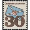2111.- Poštovní emblémy - dopis,**,