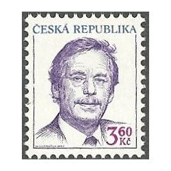 72.Prezident ČR Václav Havel /*1936/,**,