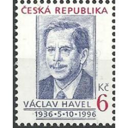 124. 60. narozeniny prezidenta ČR Václava Havla,**,