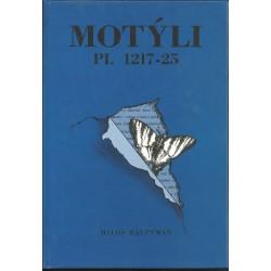 121. MOTÝLI PL 1217- 1225,