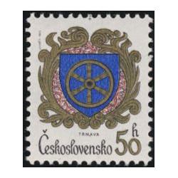 2681.-  Znaky československých měst,**,