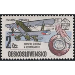 2687.- Expozice Vojenského muzea ČSSR,**,