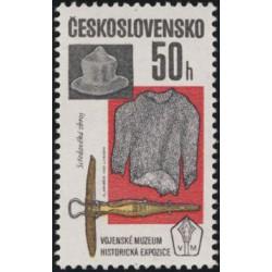 2685-2687./3/, Expozice Vojenského muzea ČSSR,**,
