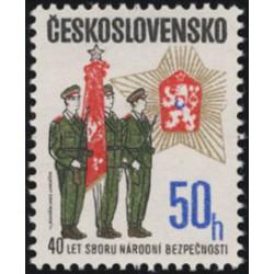 2691. 40. výročí SNB,**,