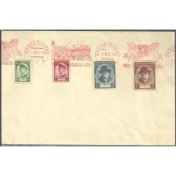 285- 288./4/, COB, 85. narozeniny T.G. Masaryka,-o,