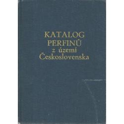 Katalog perfinů z území Československa,