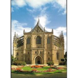 CPH004.3- Kutná Hora, crám sv. Barbory 2006,/*/,
