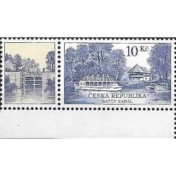 720.,KLb, Technické památky Baťův kanál,**,