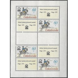 2253.-,PL, Historické poštovní stejnokroje,**,