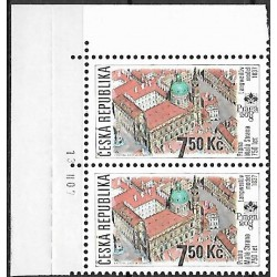 508.,dvp,datum tisku, PRAHA- Malá Strana- 750let,**