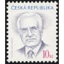 555. prezident České republiky Václav Klaus,**,