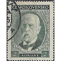 261.- 80. narozeniny T.G.Masaryka,o,