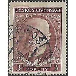262.- 80. narozeniny T.G.Masaryka,o,