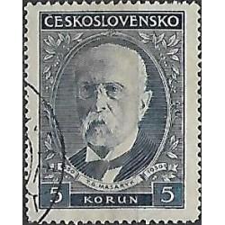 263.- 80. narozeniny T.G.Masaryka,o,