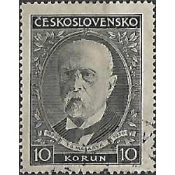 264.- 80. narozeniny T.G.Masaryka,o,
