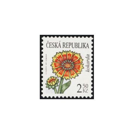 537. Krása květů- Kokarda,**,