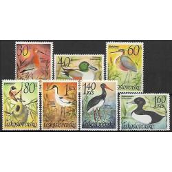 1587- 1593./7/, Vodní ptactvo,**,