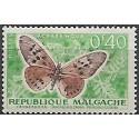 446.- motýl,**,