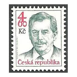 168. Prezident ČR Václav Havel,**,