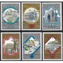 4872- 4877./6/, Olympijské letní hry- turistika I.,**,
