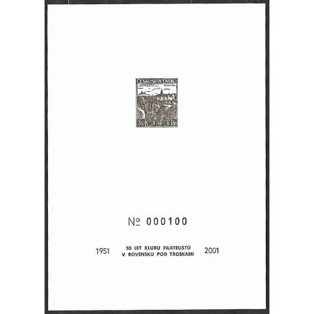 spl 2003 Pamětní list X. Národní letní sportovní hry,,, ,o-,