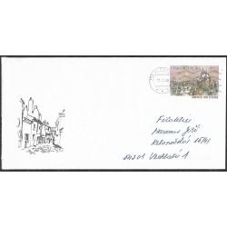 CSO4. 1998 Přání České Pošty do nového roku,o,