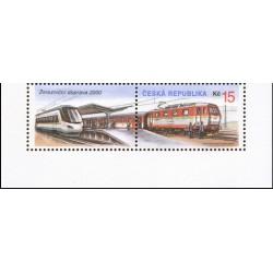 255.KL, Doprava- železnice roku 2000,**,