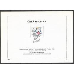 "2.NL, MS v krasobruslení Praha 1993,o"","