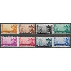 56- 63. Italská východní Afrika,**,