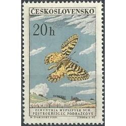 1218.- Motýli, **,
