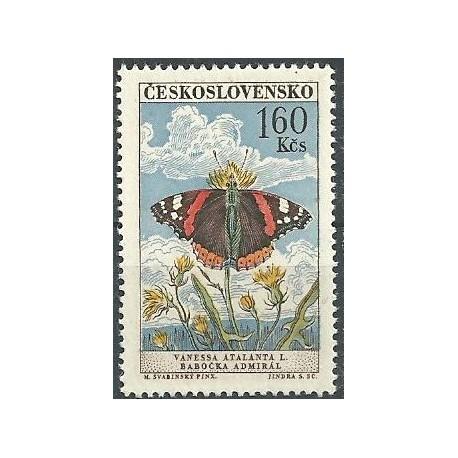 1224.- Motýli, **,