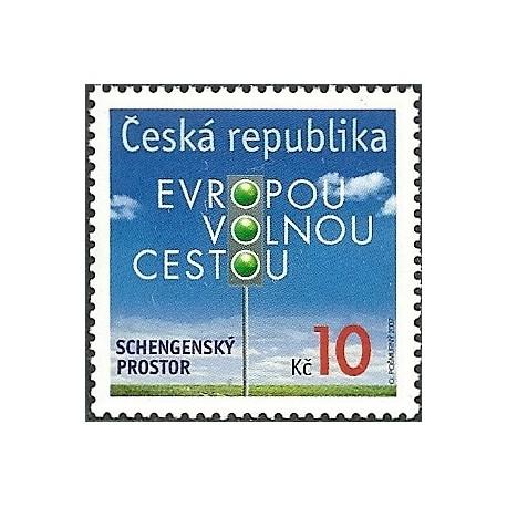 538. ČR vstup do Schengenského prostoru,**,