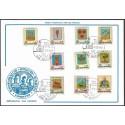 903- 912./12/, heraldika, San Marino,o-,