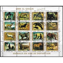 1386- 1401./16/,PL, vzácná zvířata- savci,o,