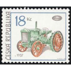 449.- Technické památky - traktory,**,