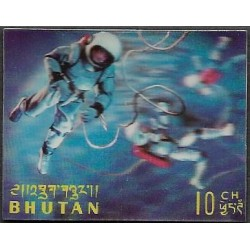 Bhutan,170.- kosmonautika,**,