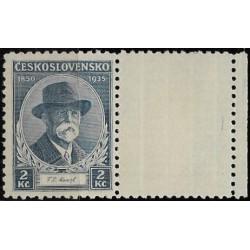 287.-,KP, 85. narozeniny T.G.Masaryka,**,