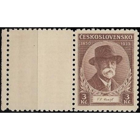 288.-,KL, 85. narozeniny T.G.Masaryka,*,